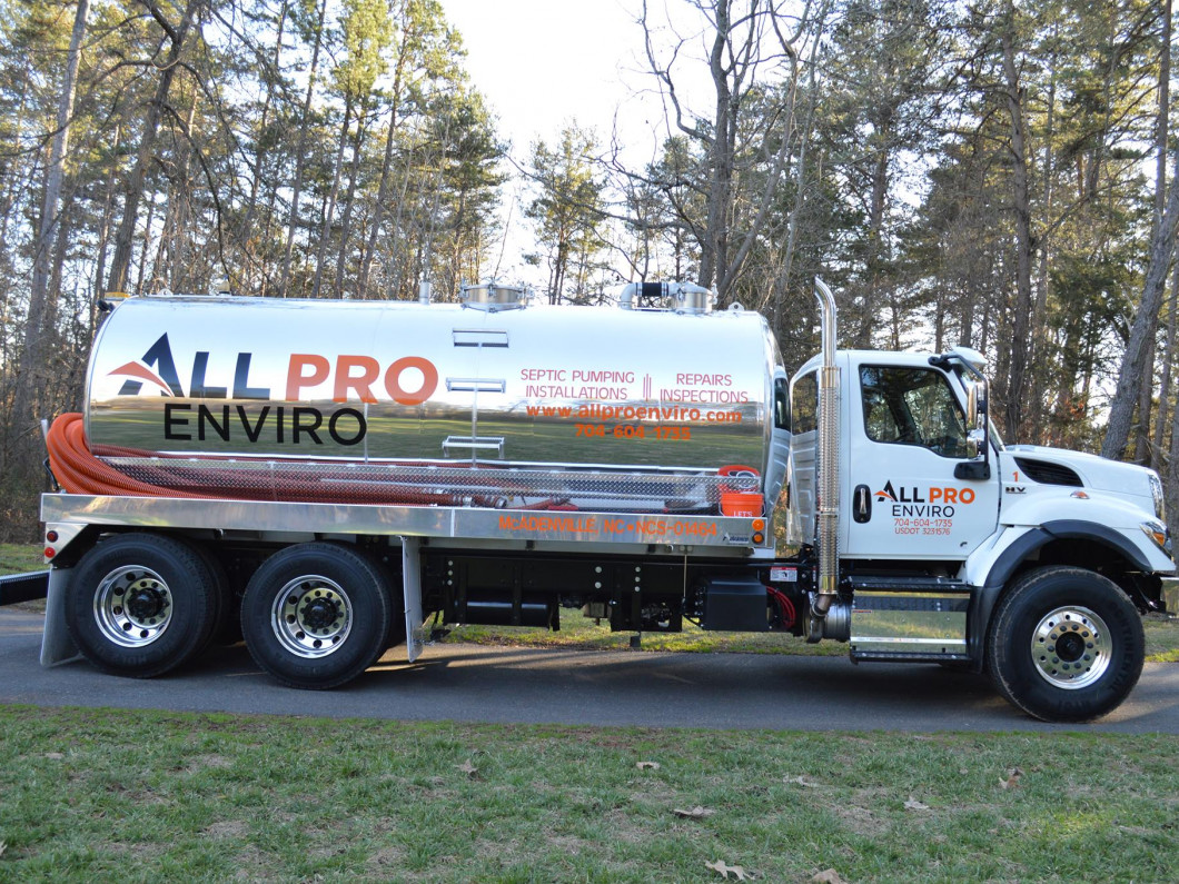 Schedule a septic tank installation at a time that's convenient for you